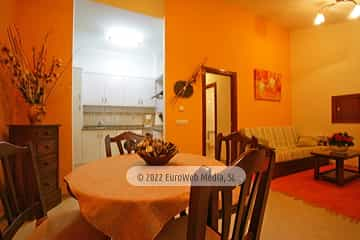 Apartamento 3. Apartamentos rurales Rural Obaya