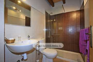 Habitación 3. Hotel rural Casa Lao