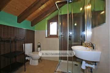Habitación 6. Hotel rural Casa Lao