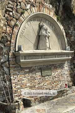 Monumento a la Virgen Nuestra Señora del Carmen