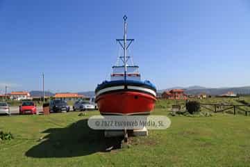 Monumento «Pesquero Aldebaran»