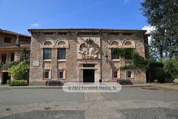Casa Capitular del Monasterio de San Pedro