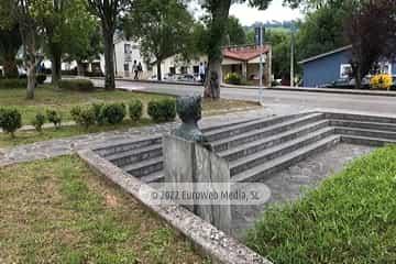 Escultura «José Luis Fernández Fernández»