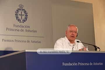 William Kentridge, Premio Princesa de Asturias de las Artes 2017