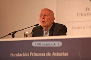Adam Zagajewski, Premio Princesa de Asturias de las Letras 2017