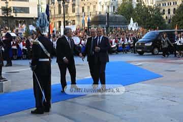 Unión Europea, Premio Princesa de Asturias de la Concordia 2017