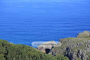 Mirador del Pico en Pimiango