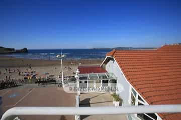 Restaurante Real Balneario de Salinas