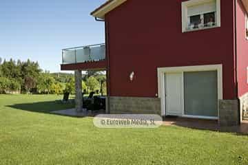 Exteriores. Apartamentos La Ardina