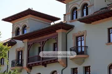 Casa de los Hermanos San Román