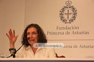 Alma Guillermoprieto, Premio Princesa de Asturias De Comunicación y Humanidades 2018