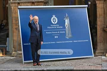 Michael J. Sandel, Premio Princesa de Asturias De Ciencias Sociales 2018