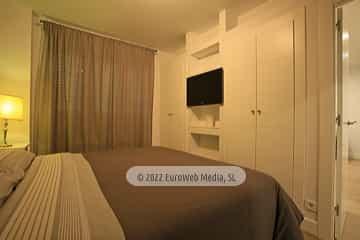 Baño. Apartamento Constantino Cabal