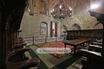Sala Capitular. Sala Capitular en la Catedral de Oviedo