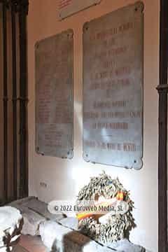 Archivo Capitular. Archivo Capitular en la Catedral de Oviedo