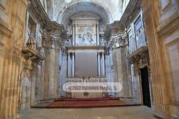 Capilla de los Vigiles o de la Anunciación. Capilla de los Vigiles o de la Anunciación en la Catedral de Oviedo
