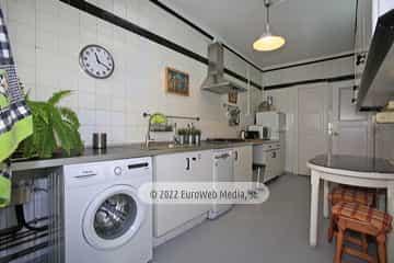 Cocina. Apartamento María Cristina