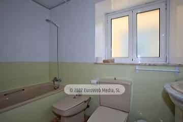 Salón. Apartamento María Cristina