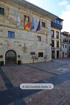 Zonas comunes. Apartamento María Cristina