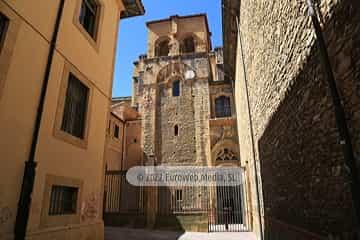 Torre Vieja de San Salvador de Oviedo