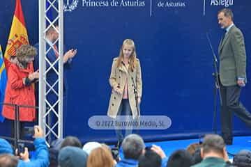 Asiegu, Premio al Pueblo Ejemplar de Asturias 2019