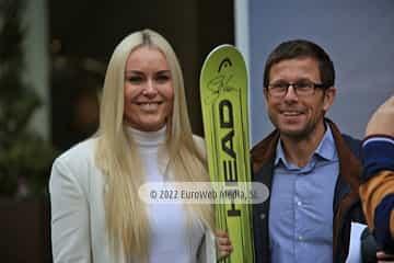 Lindsey Vonn, Premio Princesa de Asturias de los Deportes 2019