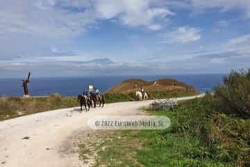 Rutas a caballo por Asturias. Asturias rutas a caballo